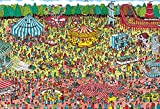 150 piece jigsaw puzzle Where's Wally? Holiday Amusement Park Large piece (26x38cm)