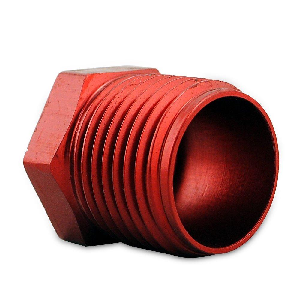 Machter Alum Locker Nut fits Honda Aquatrax Steering Reverse Cable Billet F15X R12 R12X