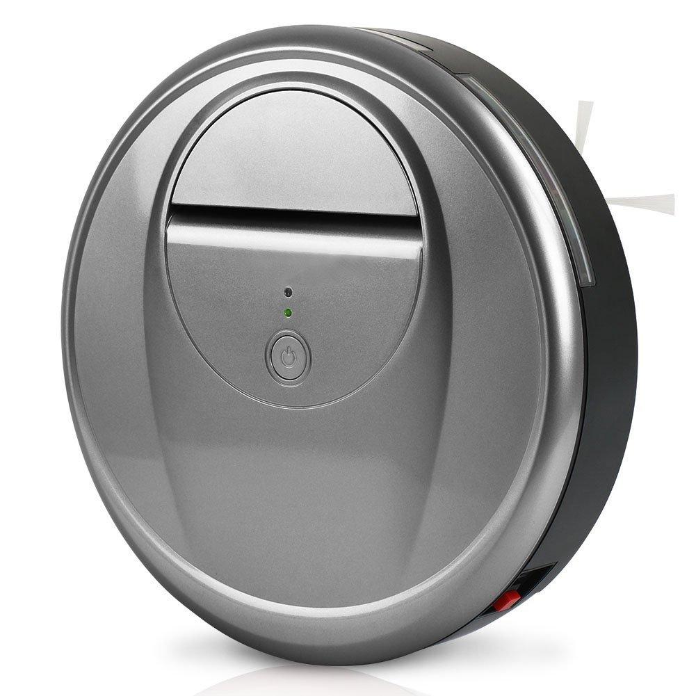 EVERTOP Robot Aspirador automático Robot de Limpieza de Inteligencia Color Rosa (FD-RSW(D)-Negro): Amazon.es: Hogar