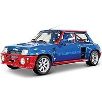 Bburago- Coche Metal Renault 5 Turbo, Color Rojo