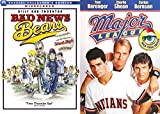 Wild Thing Baseball Major League & Bad News Bears Sport Bundle Comedy Movie Feature set