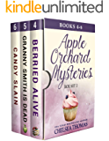 Apple Orchard Cozy Mystery Series: Box Set Two (Books 4-6)