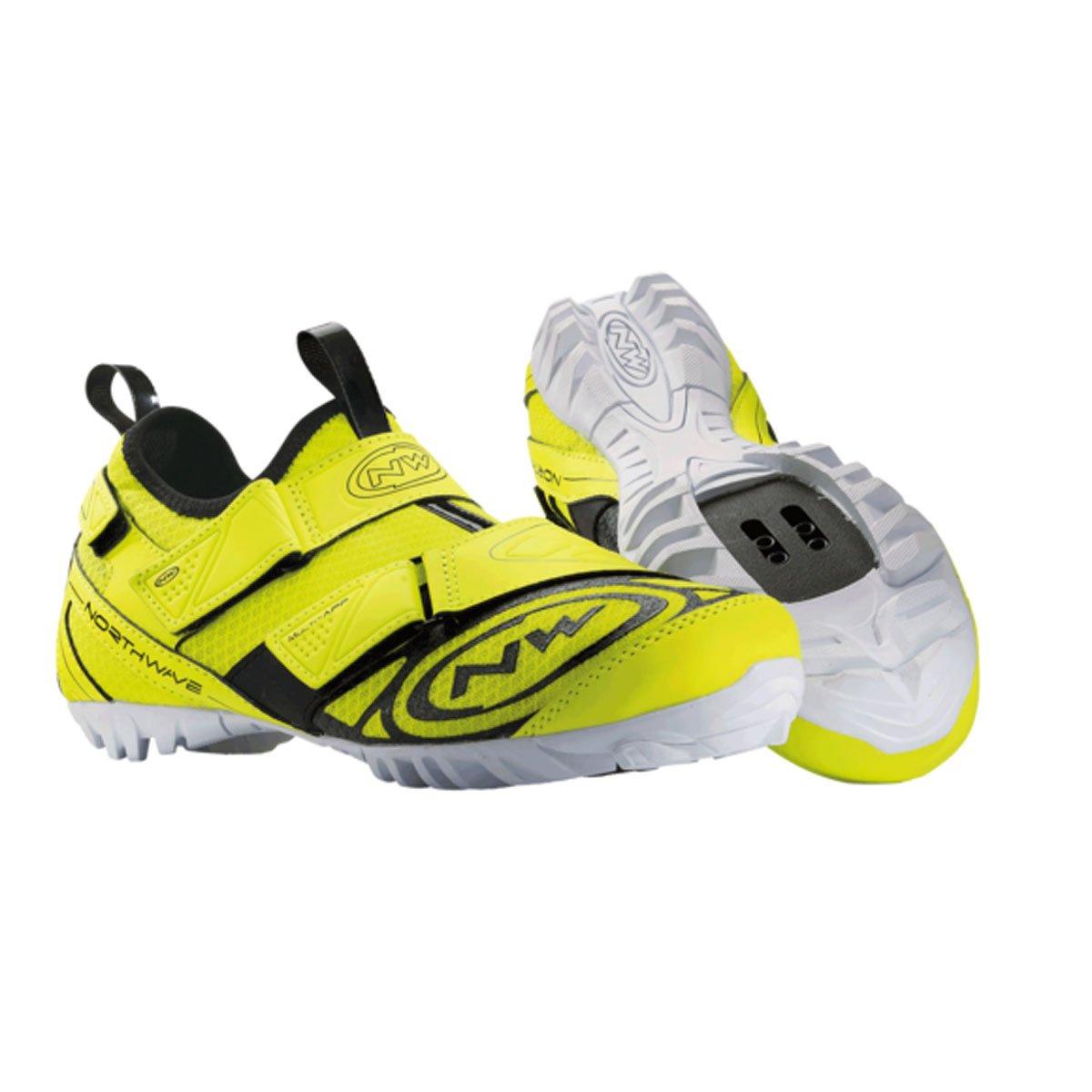 amarillo harina de Northwave MULTI APP zapatos de bicicleta de monta/ña