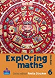 img - for Exploring Maths: Class Book Tier 6 by Anita Straker (2009-05-05) book / textbook / text book