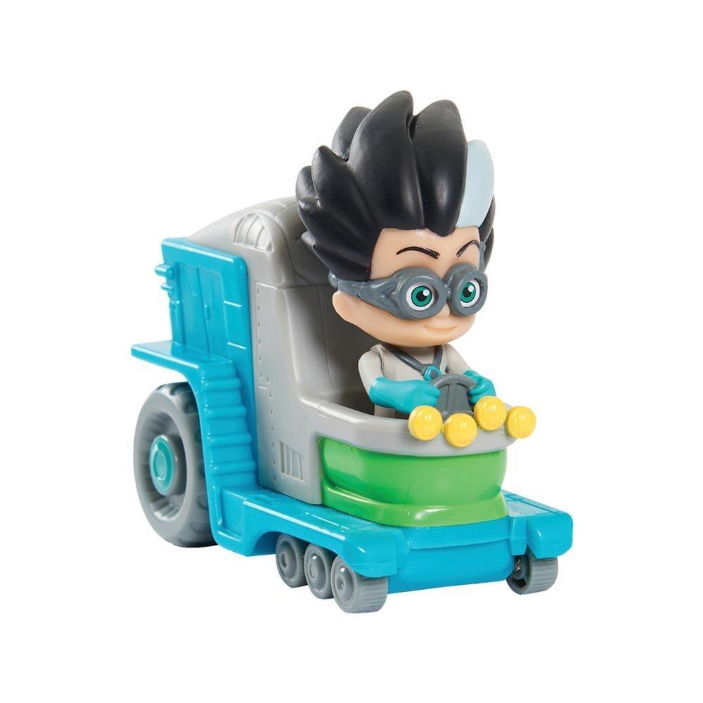 Nick Jr PJ Masks 4 Piece Bundle Mini Mobile Vehicles