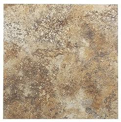 Achim Home Furnishings FTVMA42320 Nexus 12-Inch Vinyl Tile, Marble Granite, 20-Pack