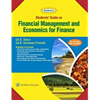 Students Guide on Financial Management and Economics For Finance : For CA Inter New Syllabus
