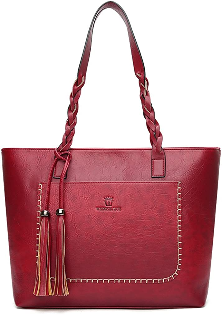 Coofig Women Bags Vintage...