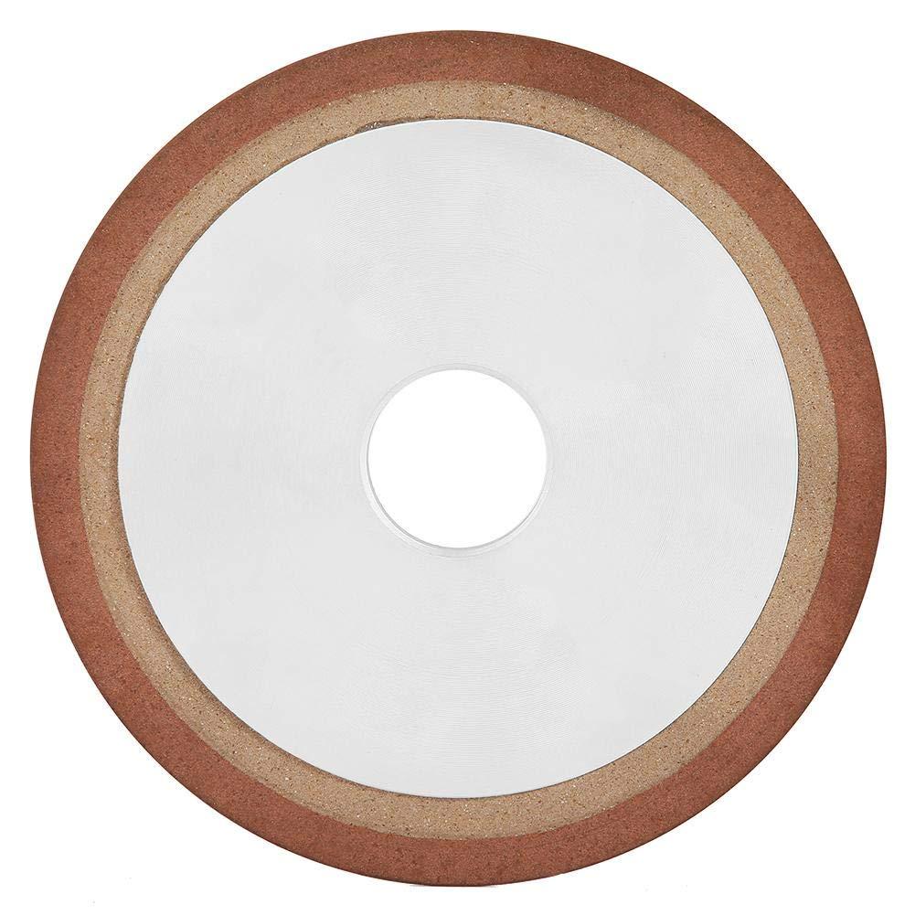 Zerone 150 mm Diamante Redondo Rectificadora de Disco de la Rueda de la Taza de Molienda Grit 150