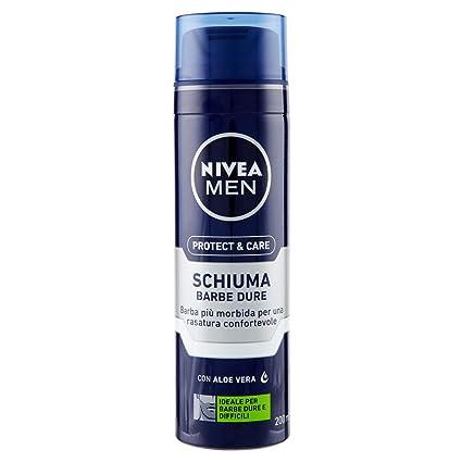 NIVEA Sch.barba barbe dure blu 200 ml. - Las espumas y cremas de ...