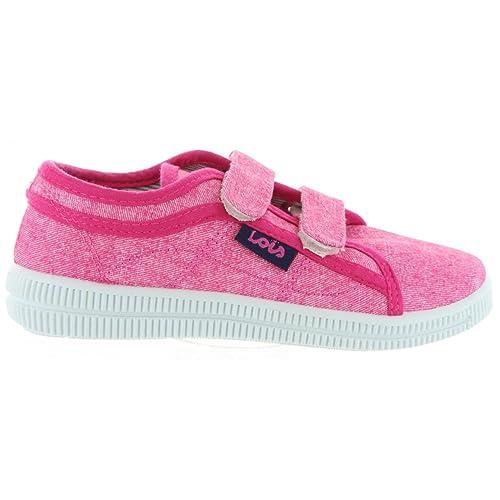 Deportivas de Niña LOIS JEANS 60022 Rosa: Amazon.es: Zapatos y complementos