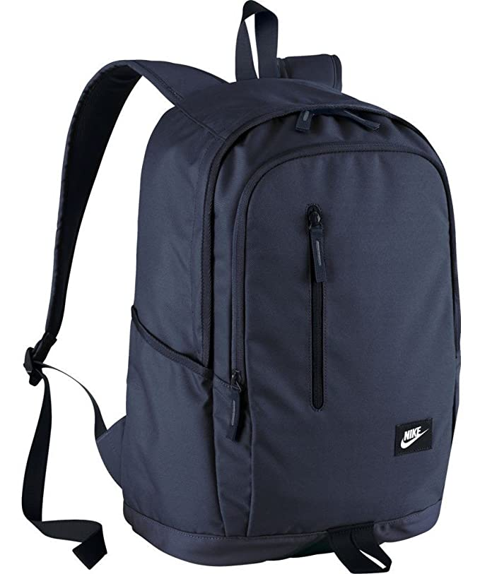 Amazon.com : Nike Unisexs NK All Access Soleday BKPK-S Backpack, Deep Jungle/Black/White, One Size : Sports & Outdoors
