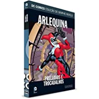 DC Graphic Novels. Arlequina. Prelúdios e Piadas Prontas