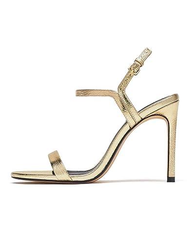 d1b202eed Amazon.com | Zara Women Fine Strappy Sandals 5305/301 | Flats