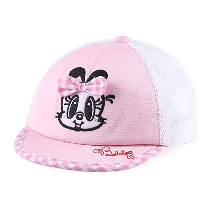 Dome Sun Hat Color : Pink Outdoor Sports Cap Blue//pink//grey Huijunwenti Hat