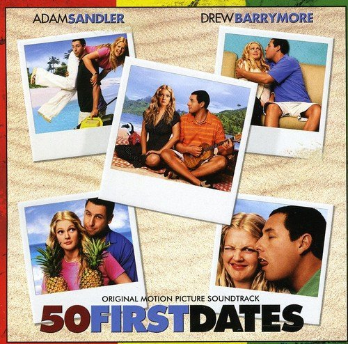 50 First Dates by O.S.T. (2008-01-13)