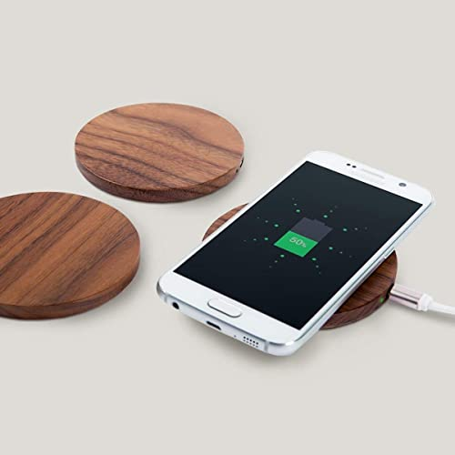 Cargador inalámbrico de diseño para Samsung Galaxy S6/S7 ...