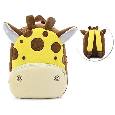 Vandot Toddler Kid s Backpack Kindergarten Preschool Girls Boys Cute Animal  Cartoon Mini Backpack Bag Schoolbags Baby e97d48eb81