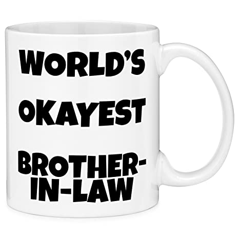 Review Mugvana World's Okayest Brother-in-Law