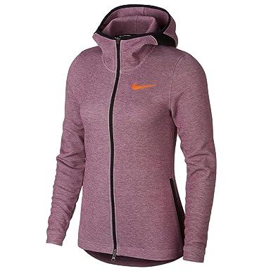 Nike - Sudadera de Baloncesto para Mujer - Morado - Small: Amazon ...