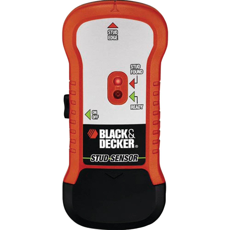 B00020JOFA BLACK+DECKER SF100 Wood Stud Finder 61h2BLRwbhlL