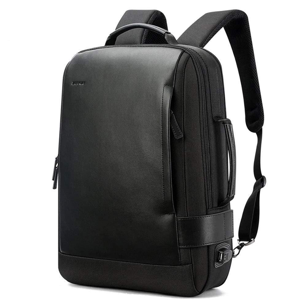 ノートパソコン旅行ビジネスバックパック、USBインターフェース旅行との盗難防止コンパートメント盗難防止屋外ポータブル収納袋ブラック(32 * 16 * 45 cm) (色 : ブラック, サイズ さいず : 32*16*45cm) B07S6SJDKR ブラック 32*16*45cm