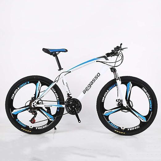 VANYA 26/24 Pulgadas Velocidad Bicicleta de montaña Frenos de ...