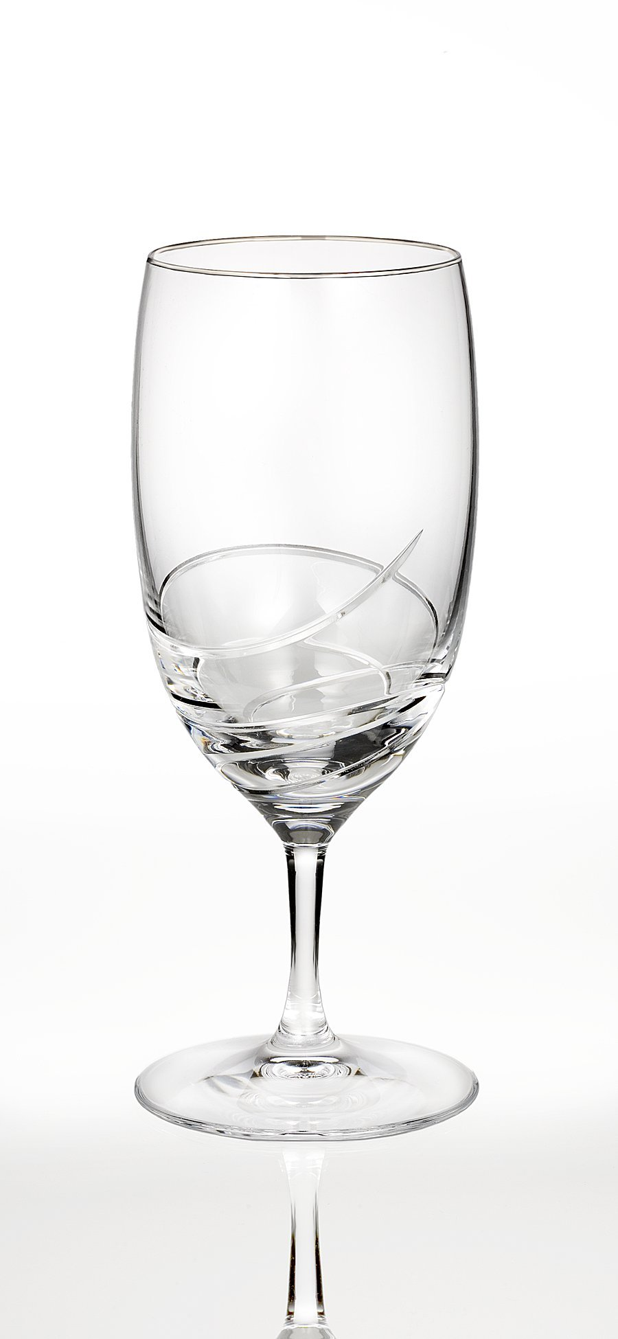 Waterford Ballet Ribbon Essence Platinum Iced Beverage