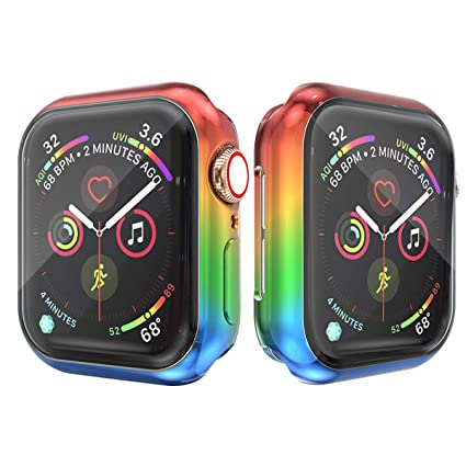 Amazon.com: Haojavo - Carcasa para Apple Watch 3 (protector ...