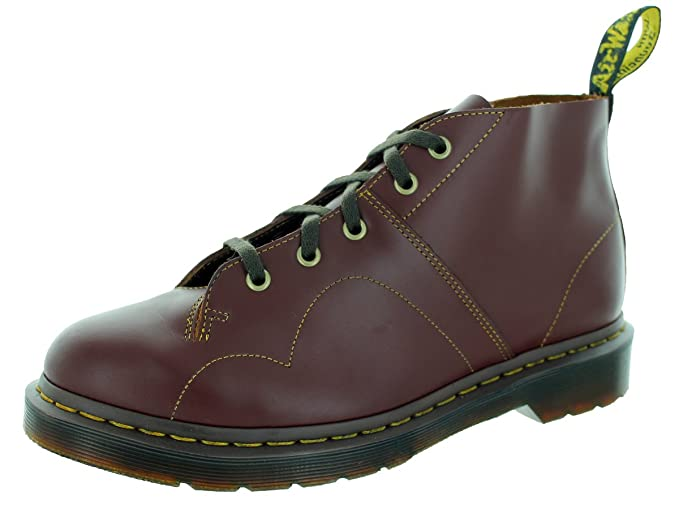 ca81bfc757 Image Unavailable. Image not available for. Colour: Dr Martens Church  Limited Edition Oxblood Used Vintage Smooth NEW Leather Boots ...