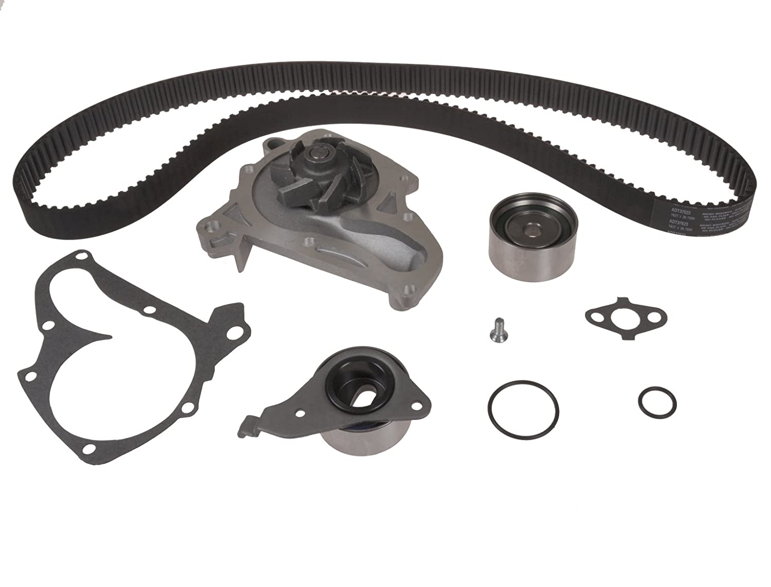 pack of one Blue Print ADT373750 Timing Belt Kit with water pump