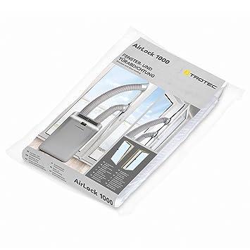 fac627ae23c145 TROTEC Kit de calfeutrage AirLock 1000 pour porte et fenêtre climatiseurs  mobile
