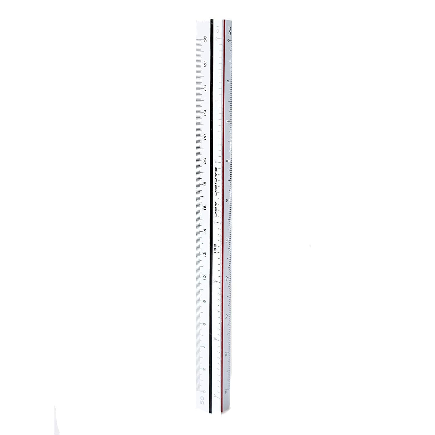 Pacific Arc 6 Inch Architects Scale triangular scale