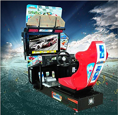 Car race machine Adult peoples Electric game toys
