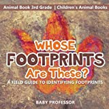 Best Third Grade Books - Whose Footprints Are These? A Field Guide to Review