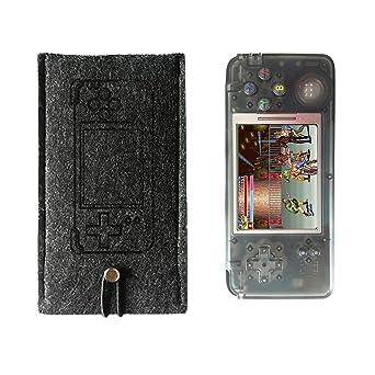 6d2bba4cf3ba2 Amazon | Whatsko RS-97保護袋 ポータブルゲーム機保護袋 レトロゲーム機 ...