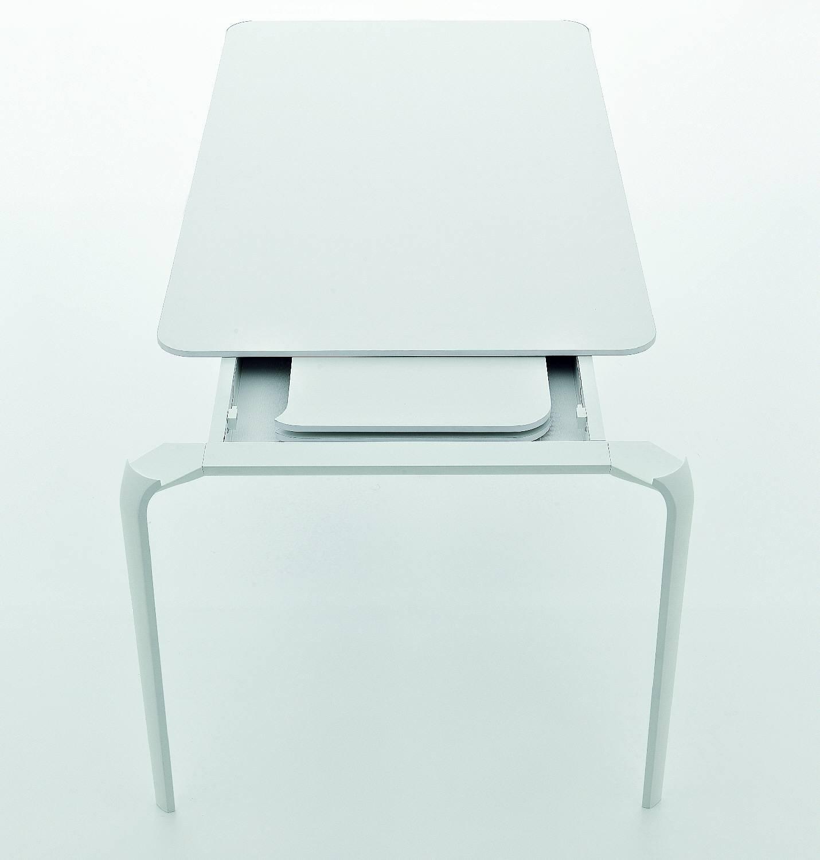 TONIN CASA - 8065 Light Esstisch | Modell: P / Gestell: 64 / Platte: 64