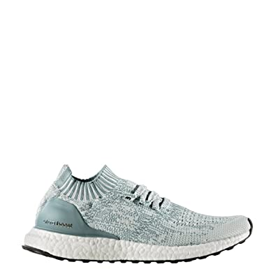 reputable site b8c56 00fc2 adidas Ultraboost Uncaged Shoe - Women's Running 12 Crystal White/Vapor  Steel/Vapor Green
