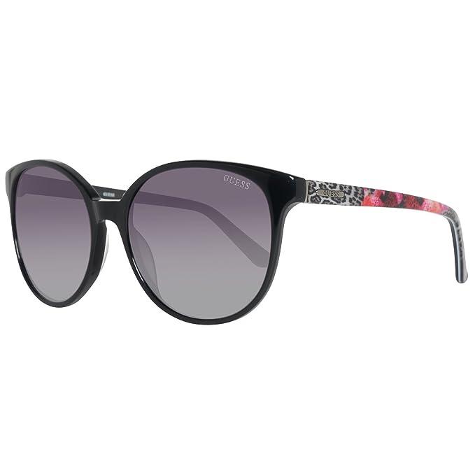 GUESS GU7383-5801B, Gafas de Sol para Mujer, Negro, 58: Amazon.es: Ropa y accesorios