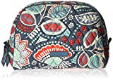 Vera Bradley Luggage Women's Large Zip Cosmetic Nomadic Floral Luggage Accessory