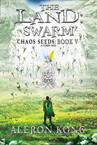 The Land: Swarm: A LitRPG Saga (Chaos Seeds Book 5) cover