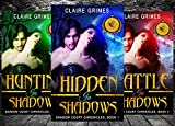 Shadow Court Chronicles Three Book Bundle: A Fae Vampire Action and Adventure Romance: Shadow Court Chronicles: A Standalone Romantic Suspense