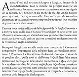 Image de petite histoire d'Anglo-Saxonnie