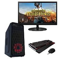 PC Gamer Hardcore Quad Core 8GB RAM 1TB Radeon 8GB Negro