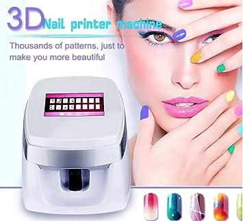 Impresoras de uñas 3D portátiles, automáticas, móviles ...