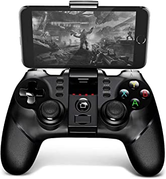 TRPYA Gamepad Gamepad Bluetooth móvil gatillo Palanca de Mando for ...