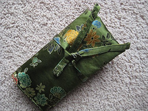 Silk Knitting needle Roll CASE BrilliantKnitting (BR brand)