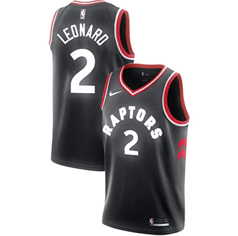 buy online 2652a b8875 Kawhi Leonard Toronto Raptors Jersey 2018-2019