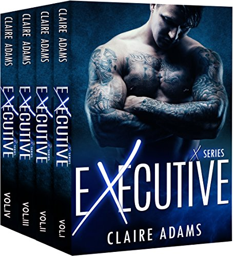 Executive - The Complete Series Box Set (A Single Dad Romance) cover