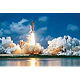 Educational - Bildung - Poster - Space Shuttle Launch Raumschiff + Ü-Poster